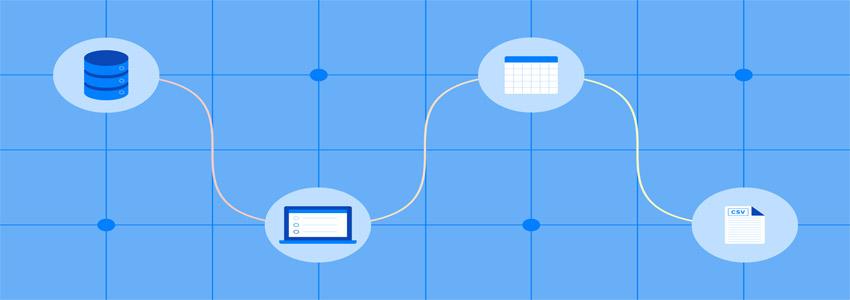 مراحل و نحوه ایجاد انبار داده در سازمان