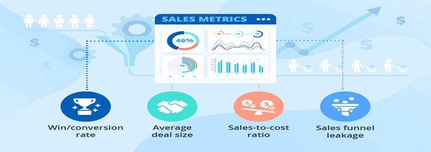 بهبود روند فروش با ابزارهای هوش کسب و کار